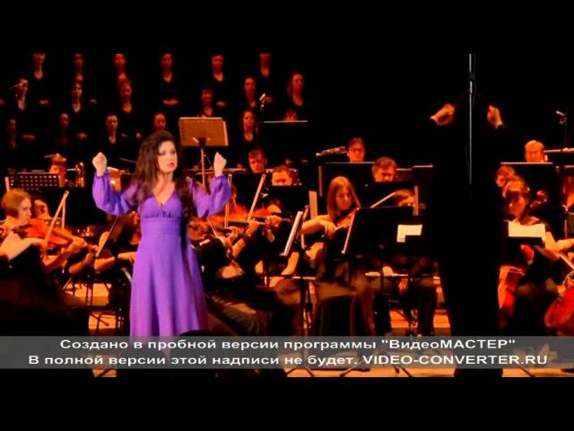 Верди Песня Азучены из оперы Трубадур Мария Белокурская.