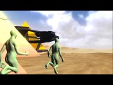 iClone Dance Animation - Techno Alien Dance (Ayy Lmao!)