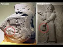 The mysterious handbag of the Gods Depicted in Sumer America and Göbekli Tepe