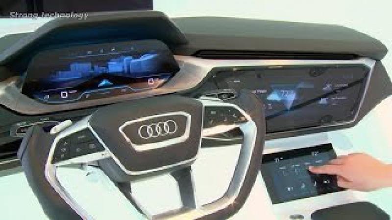 Audi E tron Quattro Concept - New Model
