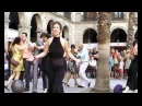 FLASHMOB TANGO Homenaje Carlos Gardel. Barcelona-Montevideo-Buenos Aires. UPTango