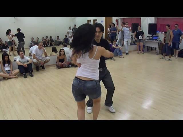Intensivo Zouk na Solum - Marcelo Eidy e Cintia Silva