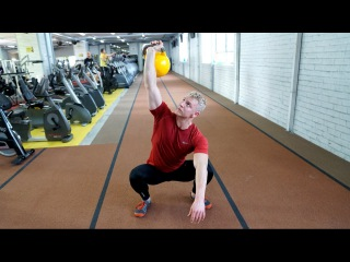 Kettlebell Complex for Shoulder Strength and Mobility kettlebell complex for shoulder strength and mobility