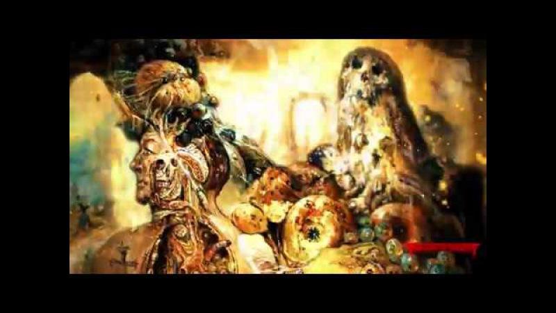 DRUG HONKEY (US) - Sickening Wasteoid (Atmospheric Death/Doom Metal) OFFICIAL VIDEO