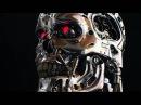 Terminator T-800 Animatronic Bust from T2 T-STUDIO