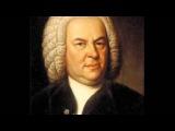Johann Sebastian Bach. Concerto in D minor, BWV 1059
