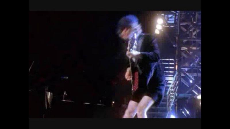 AC DC 1996 Live in Madrid Ballbreaker world tour No Bull