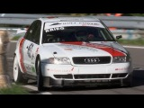 Very fast Audi A4 QUATTRO STW with Onboard from Danny Krieg at Swiss Racing 2015