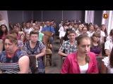 Торжественная церемония вручения паспортов гражданина Донецкой Народной Республики