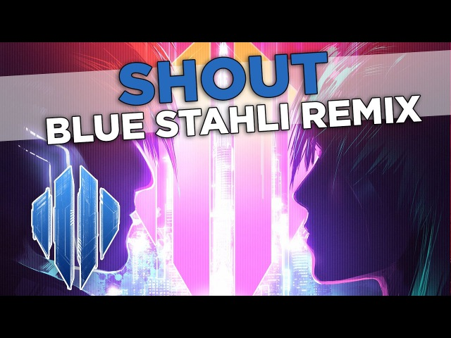Scandroid - Shout (Blue Stahli Sunset Neon Remix)