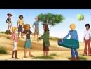 Ранчо / Le ranch - 2 сезон 13 серия Наездники-сёрфингисты Cavalier surfeur (Русский дубляж - Gulli)