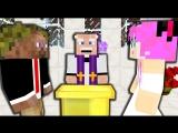 Диллерон и Миникотик. Свадьба. Minecraft Мультики(Wedding Minecraft Animation)
