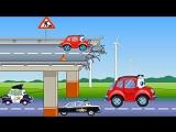 ИГРА МУЛЬТИК Машинка Вилли (Wheely) 1 ЧАСТЬ