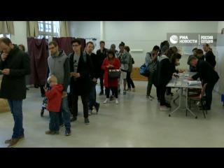 Выборы президента во Франции