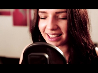 Get Lucky - Daft Punk (Nicole Cross Official Cover кавер  Video)
