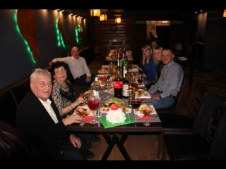 Выпьем за любовь. 19 марта – бар «бухарест»big boss birthday party - 2017 -