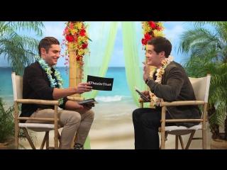 DTF v. Dayum with Zac Efron Adam Devine - ThisOrThat - MTV