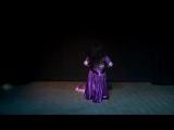 Artemis´clip of Faddah Raqs Sharqi performance in Tel Aviv Israel May 2016- Vide 3