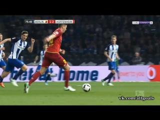 Лучшие голы Уик-энда #13 (2017) / European Weekend Top Goals [HD 720p]