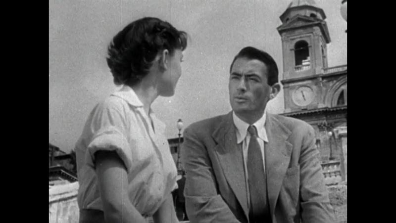 Римские каникулы Roman Holiday 1953 Трейлер ре релиза