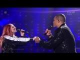 Valentina Monetta and Jimmie Wilson Spirit of the Night (TVP 1 HD Польша) Евровидение 2017. Второй полуфинал. Сан-Марино