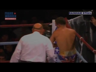 2010-05-15 Kevin Mitchell vs Michael Katsidis (interim WBO World lightweight title)