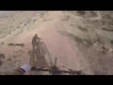 Потрясающее видео с квалификации Rampage (6 sec)