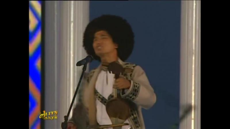Каракалпакский народная песни - Той Бу гуни. Ашхабад