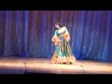 Цыганский танец -Далида-  фестиваль Красногорск данс-Лария