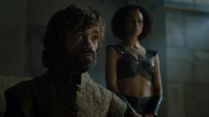 Игра престолов Game of Thrones 6 сезон 4 серия Промо HD