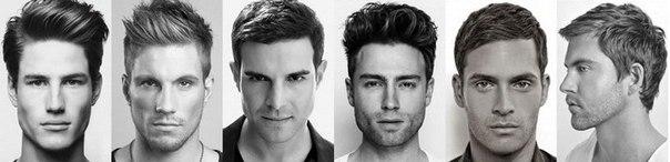 Barbershop 'Территория мужчин', разыскивает моделей на различные мужск