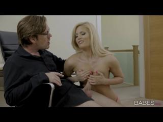 Почтальон с блондинкой порно