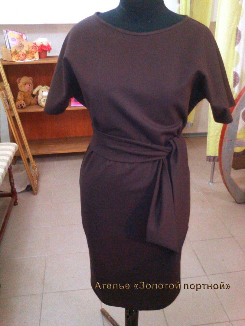 Сошью платье на дому 446