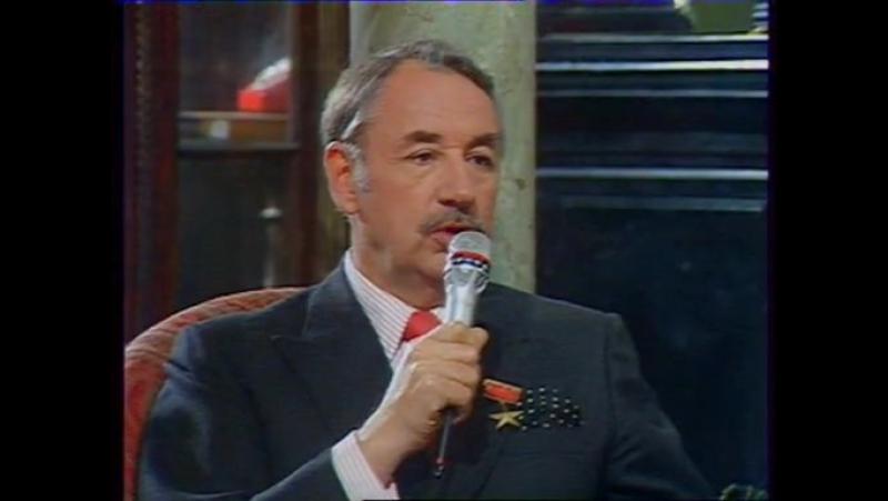 Philippe Noiret à propos de ses essentiels cigares