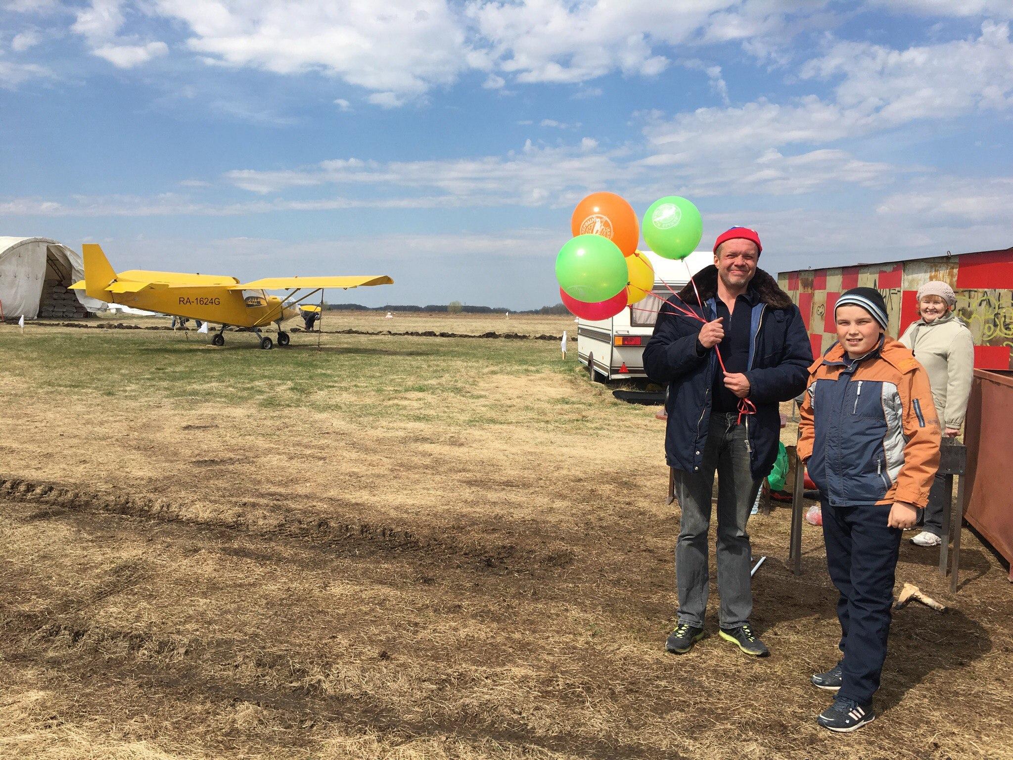 Год в Туринской Слободе: тюменские авиаспортсмены отметили первый День Рождения нового аэродрома 7