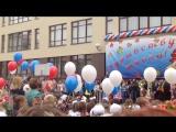 Алиса Супронова. Нарисовать мечту. 1 сентября 2016