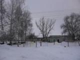 Школа, садик и бывшая ферма