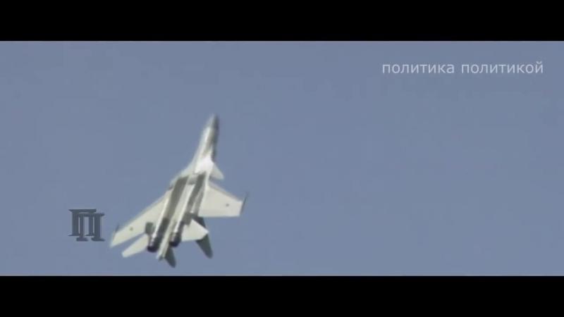 F 22 против Су 37