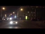 В Иркутске школьник устроил гонку с 12 машинами ДПС
