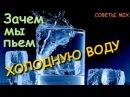Зачем мы пьем холодную воду Влияние холодной воды на организм человека Вот в че...
