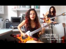 Metallica - Enter Sandman Guitar Cover w/ Solo by Noelle dos Anjos