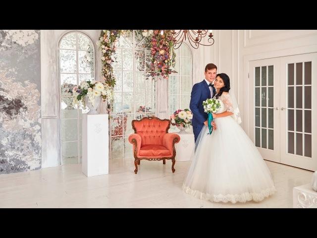 Свадьба Евгения и Оксаны, видеоклип.