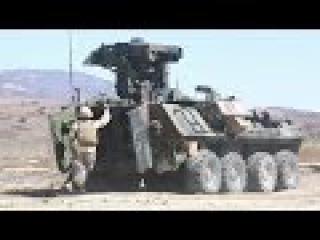 US New Weapons 2017 - The Powerful and Feared US Marines LAV-25 Armored Vehicle in Action