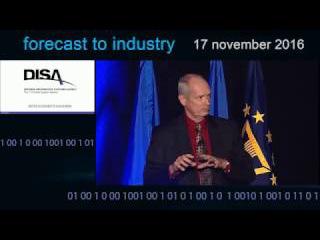 David Bennett - Forecast to Industry 2016