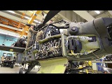 AH-64 Apache Helicopter Phase Maintenance Inspection