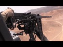 Aerial Gunners in Action - Firing the Powerful GAU-21 GAU-18 From the CH-53E / HH-60 Helicopters