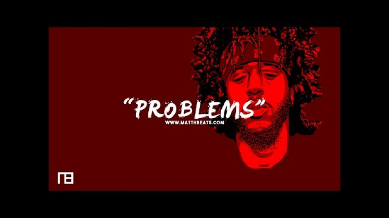 FREE 6LACK type Beat Problems | Matth Beats
