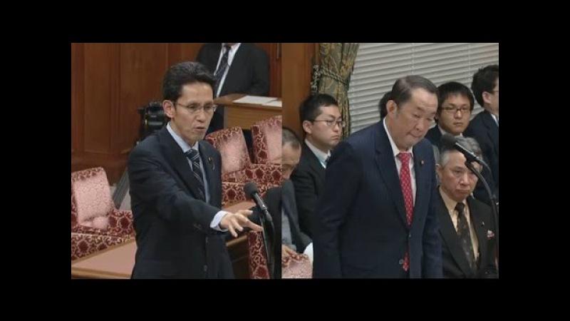 🤦 【共謀罪】階猛・民進党 vs 金田法務大臣 【国会中継 衆議院 予算委員2025
