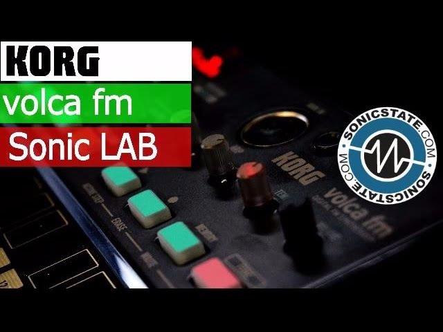 SonicLAB: Korg Volca FM