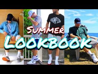 SUMMER LOOKBOOK PT 2! ADIDAS ULTRA BOOST, AIR JORDAN 1 BRED, VANS CHECKERBOARD, TOPMAN